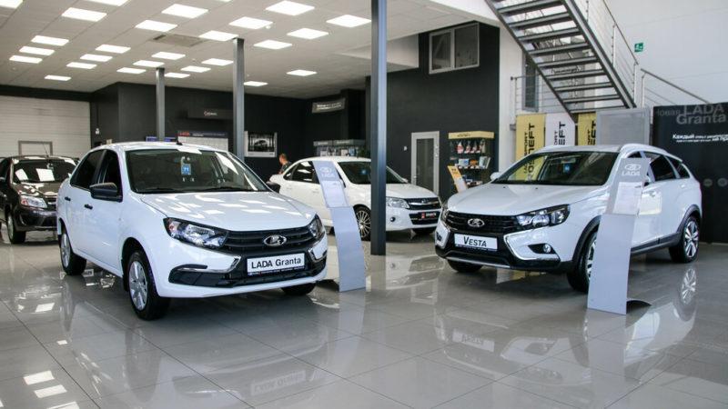 Россияне купили с помощью господдержки более 42 тысяч автомобилей