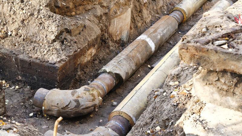 Работы по водопроводным сетям начнутся в мае