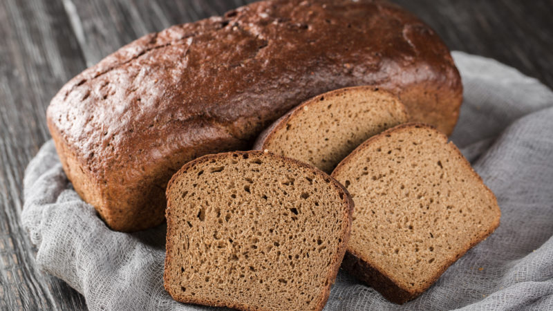 Куда девался хлеб хороший?