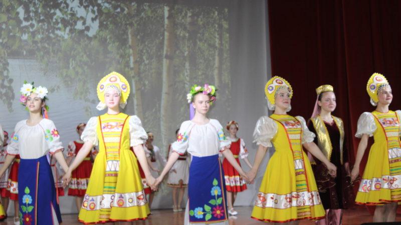 Искусство танца на сорочинской сцене