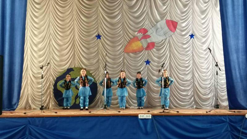 В посёлке Войковский взошла «Радуга талантов»