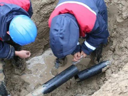В «Шанхае» будет новый водопровод