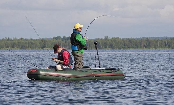 Сорочинским рыбакам: не более двух крючков!