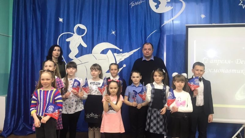 Юные таланты отметились в «космическом» конкурсе