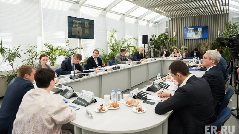«Единая Россия» вместе с предпринимателями разработала новые меры подержки МСП