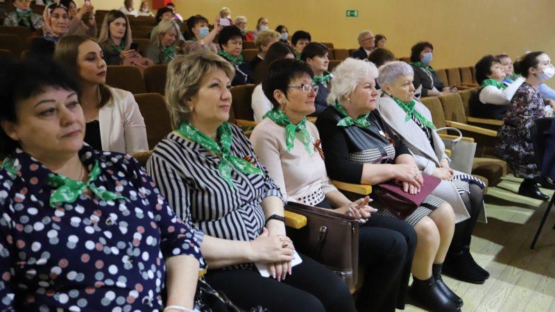 Сорочанки – самые активные участницы «Движения сельских женщин»