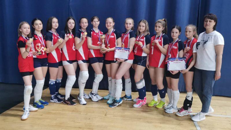 Блестящая победа сорочинских девушек