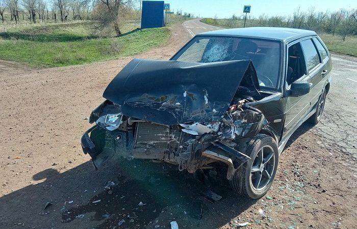 В Сорочинском городском округе в ДТП пострадали люди