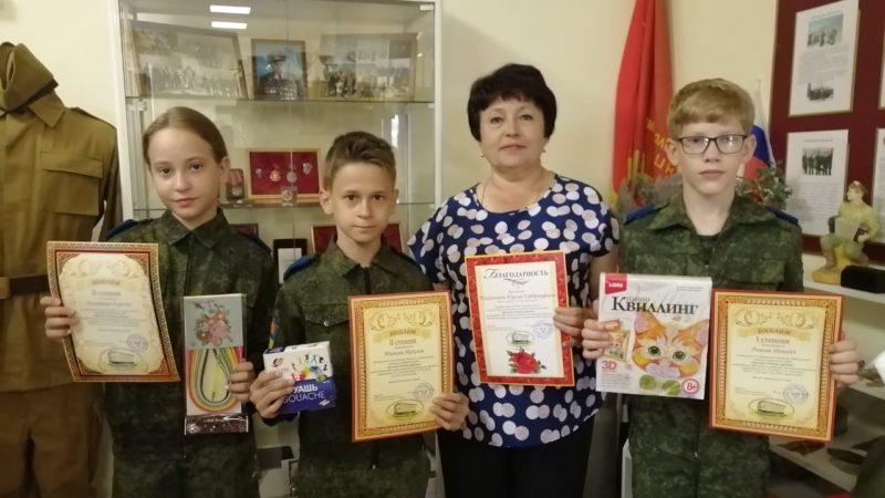 Школьный музей из Сорочинска — в тройке лучших по России