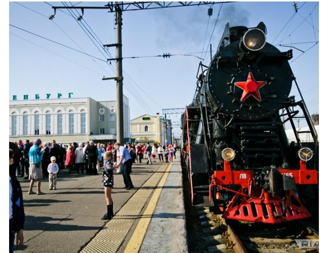 «Поезд Победы» будет!