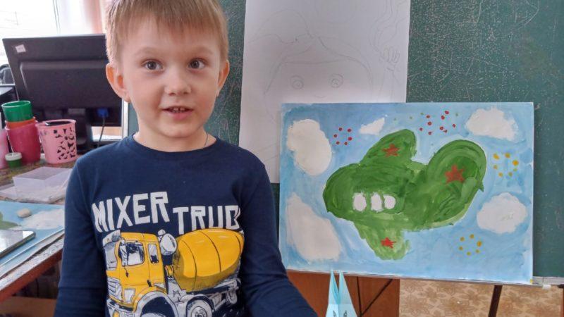 Большие достижения маленьких художников