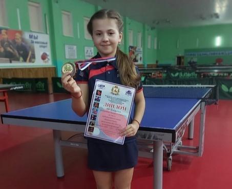 Сорочинская теннисистка – первая в рейтинге России!