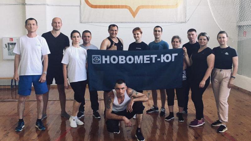 «Новометовцы» – лучшие в ГТО!