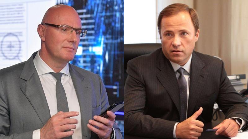 Вице-премьер Дмитрий Чернышенко и полпред президента в Приволжье Игорь Комаров обсудили планы совместной работы