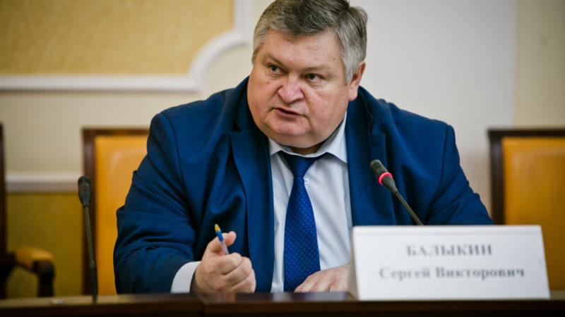 Сергей Балыкин вошел в число отличников рейтинга вице-губернаторов