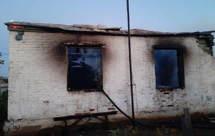 Пожар в Покровке