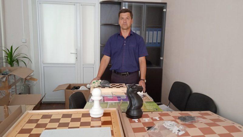 Проект «Шахматное королевство: этапы реализации
