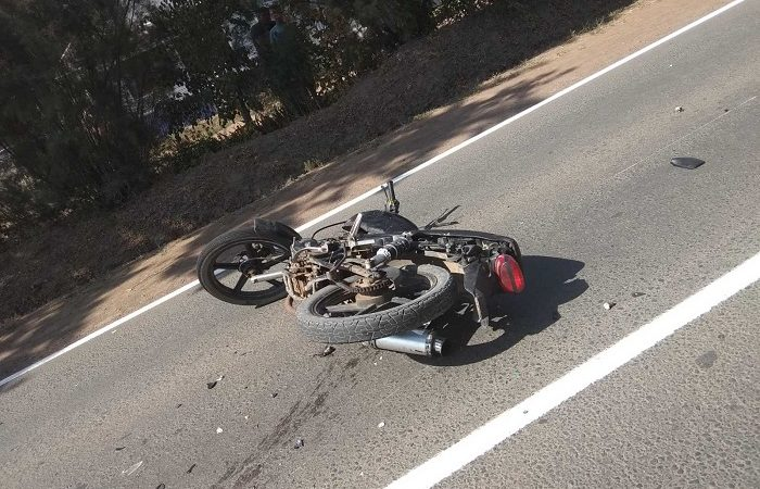 В дорожно-транспортном происшествии в г. Сорочинске погиб 18-летний «мотоциклист»
