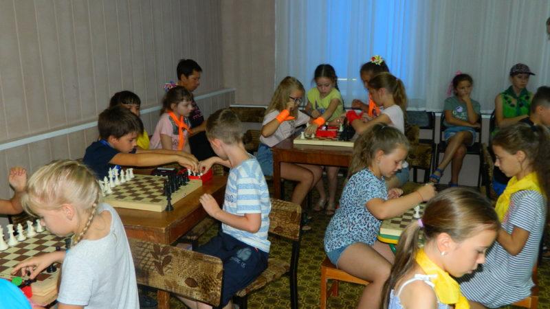 Праздник в Шахматном королевстве