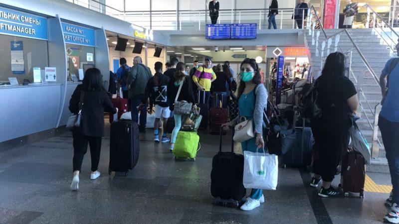 Аэропорт Оренбурга для форума «Евразия Global»