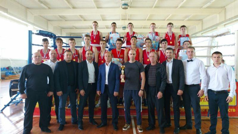 Наши боксеры в числе «золотых»