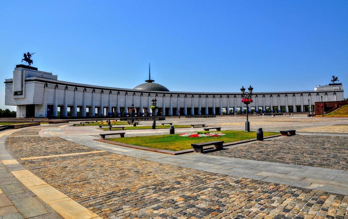 Приглашает Музей Победы