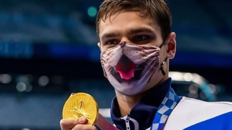 Олимпийский чемпион Евгений Рылов на марафоне «Знание»: «У меня дома живут пять котов»