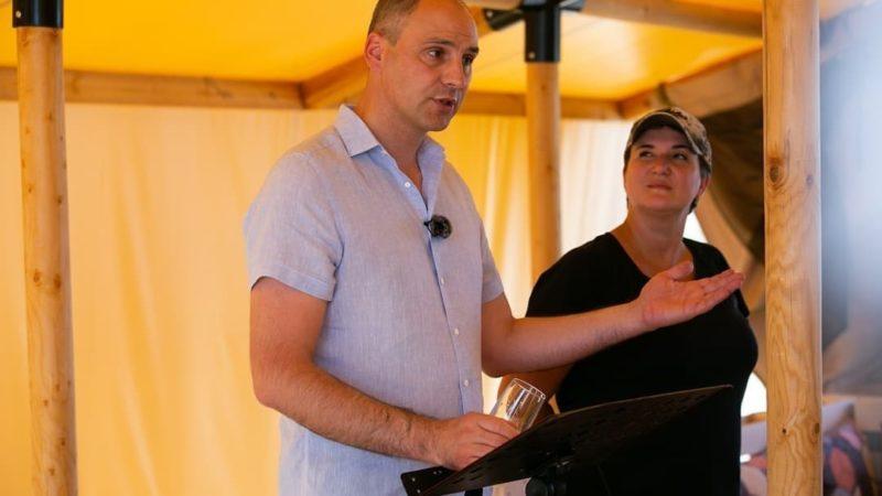 Глава Оренбуржья Денис Паслер станет участником марафона «Новое знание»