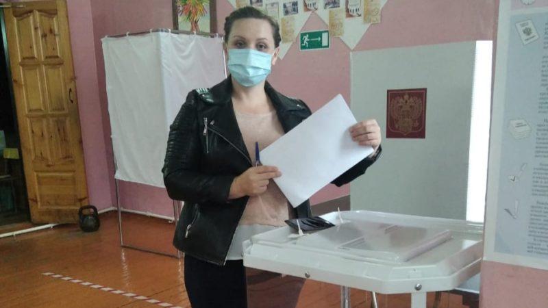 За первый день голосования свою волю изьявили 17% сорочинцев