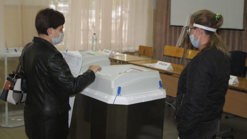 Сорочинский городской округ — в лидерах по явке в выборах в Заксоб