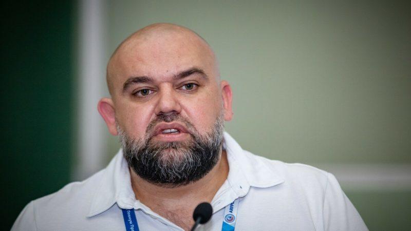 Денис Проценко: Врач должен уметь сочувствовать и не останавливаться в своем развитии