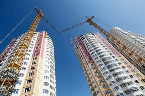 В Оренбуржье растет ввод жилья