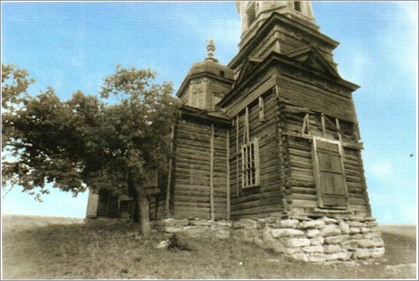 История одного храма