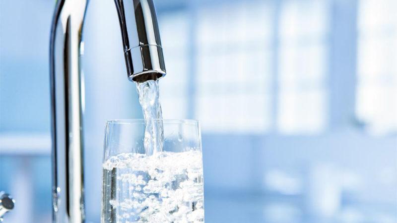 Чистая вода ясненцам в дома