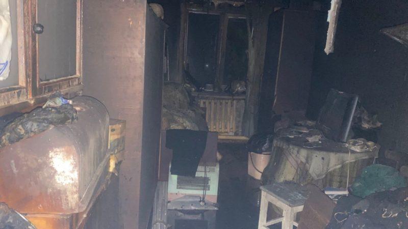 В Сорочинске на пожаре погибла женщина