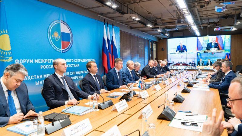 Денис Паслер поблагодарил Президента за поддержку работы по сохранению экосистемы Урала